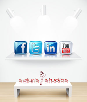 Salyris Studios Social Media Marketing (SMM/SMO)