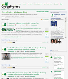 Green Project Marketing's Blog